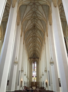 Main Cathedral Hall