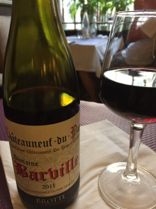 Chateaunufe de Pape.......it has to be done at least once in your life.