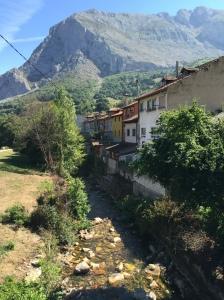 The village of san Martin