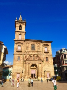 The local cathedral in Old Town.