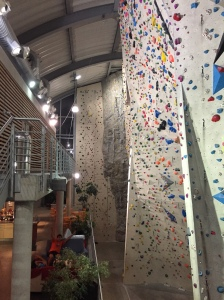 The Plastic Fantastic.........Munchen Climbing Gym.